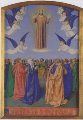 The Ascension Of The Holy Spirit