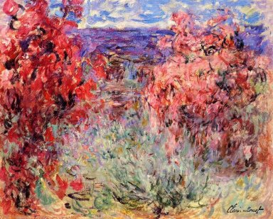Flowering Trees Near The Coast 1926