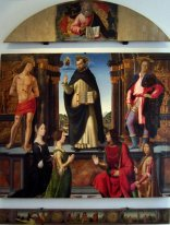 Altarpiece Of St Vincent Ferrer