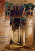 Portico of the Temple of Isis at Philae
