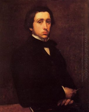 self portrait 1855