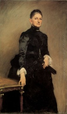 Mrs Adrian Iselin 1888