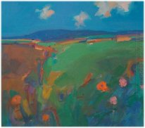 West Penwith Summer Landscape