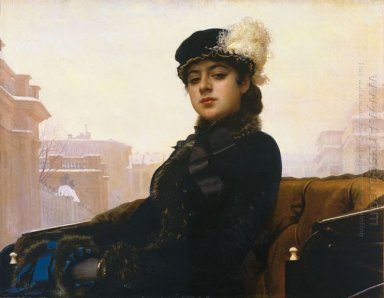 Portrait Of A Woman 1883