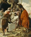 The Entombment Of Christ 1570