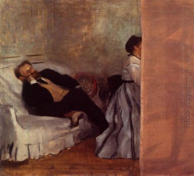 m and mme edouard manet