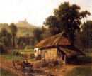 in the foothills 1861
