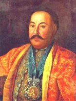 Portrait of F.Krasnoschiokov
