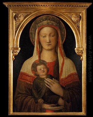 Madonna And Child 1450