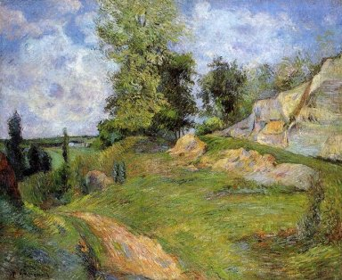 quarries at pontoise ii 1882