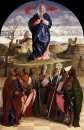 Virgin In Glory With Saints 1515