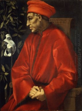 Portrait Of Cosimo De Medici The Elder