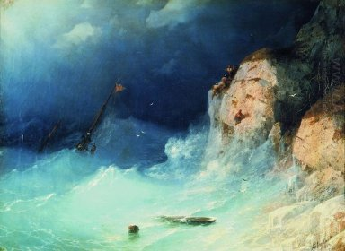 The Shipwreck 1864 1