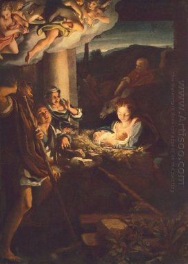 Adoration Of The Shepherds The Holy Night 1522
