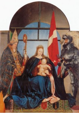 The Solothurn Madonna 1522