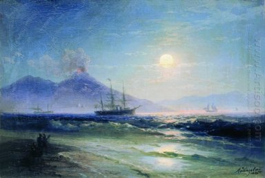 The Bay Of Naples At Night 1895
