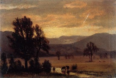 landscape with cattle 1859