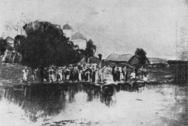 Blessing Of The Waters 1893