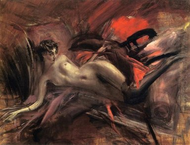 Reclining Nude 1930