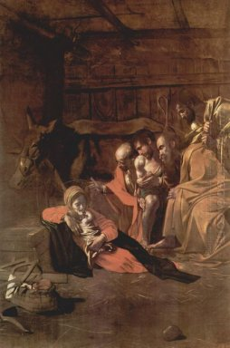 Adoration Of The Shepherds 1609