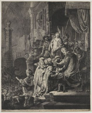 Christ Before Pilate 1636