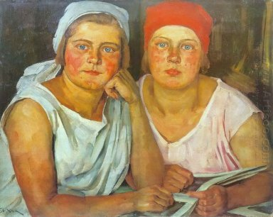 The Komsomol Girls 1926