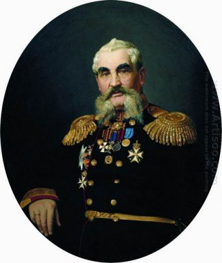 Portrait Of The Military 1866