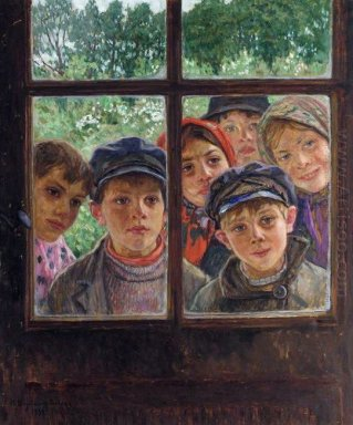Children At The Window