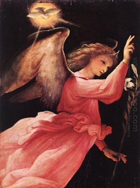 The Angel Of The Annunciation 1527