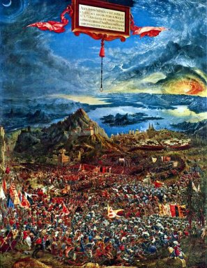 the battle of issus 1529