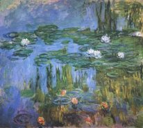 Water Lilies 1915
