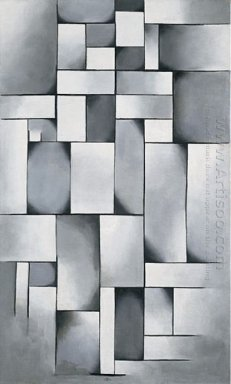 Composition In Gray Rag Time 1919