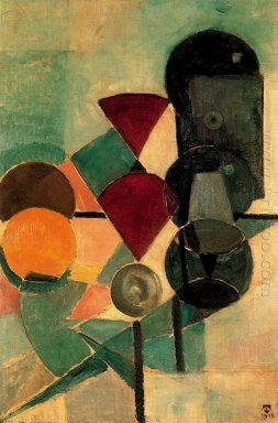 Composition Ii Still Life 1916