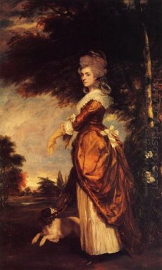 Mary Amelia 1St Marchioness Of Salisbury 1789