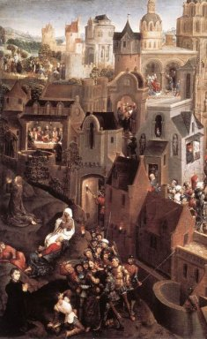 Scenes From The Passion Of Christ Left Side 1471