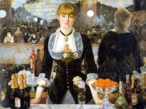 A bar at the folies bergere 1882 1
