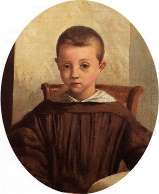 The Son Of M Edouard Delalain 1850
