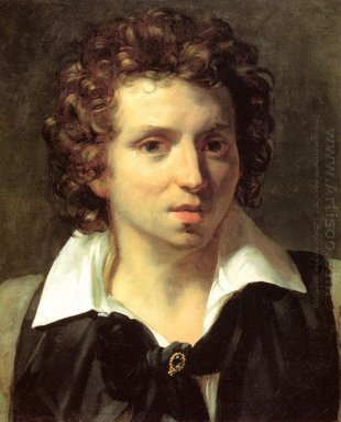 A Portrait Of A Young Man