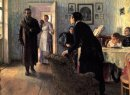 Unexpected Visitors 1888