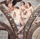 Cupid And The Three Graces 1517