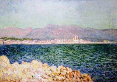 The Gulf Of Antibes