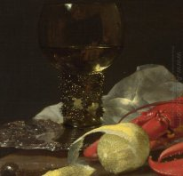 Still Life with Drinking-Horn (detail)