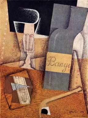 The Bottle Of Banyuls 1914 1