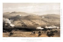 Charge of the Light Cavalry Brigade, 25th Oct. 1854, under Major