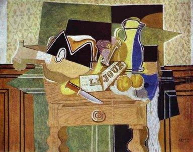 Still Life With Le Jour 1929