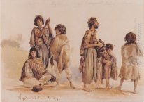 Galician Gypsies 1839