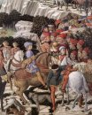 Procession Of The Magus Caspar Detail 1461
