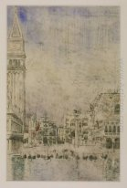 The Piazzetta and the Old Campanile, Venice