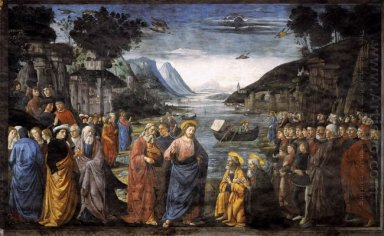 The Calling Of St Peter And St Andrew 1481