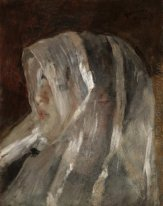 Girl with a White Veil